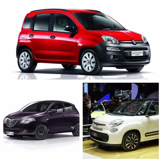 Le 10 Auto Più Vendute In Italia A Marzo 2015