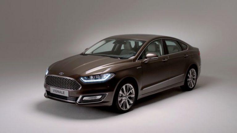 Nuova Ford Mondeo: prezzo e caratteristiche della versione premium Vignale