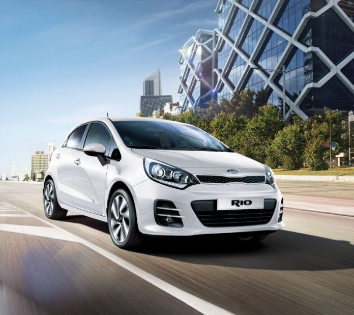 Kia Rio High Tech