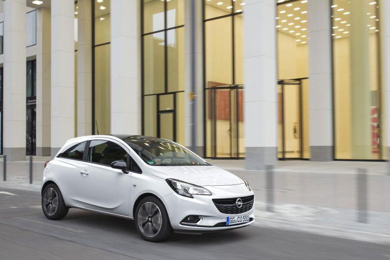 Nuova Opel Corsa GPL