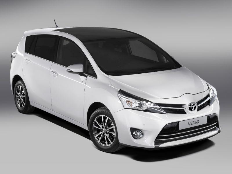 Toyota verso 2015 prezzi caratteristiche e scheda for Macchine da cucire toyota prezzi