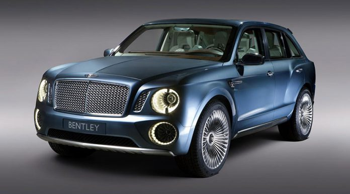 Bentley Bentayga SUV prezzo