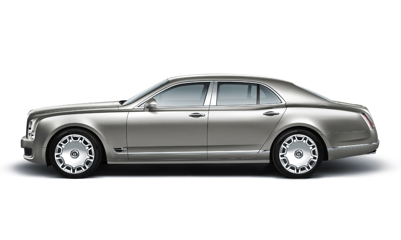 Bentley Mulsanne prezzo