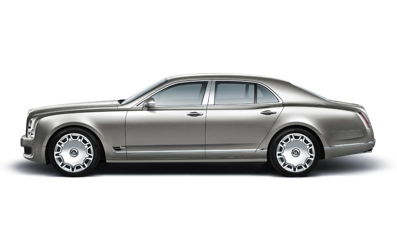 Bentley Mulsanne prezzo