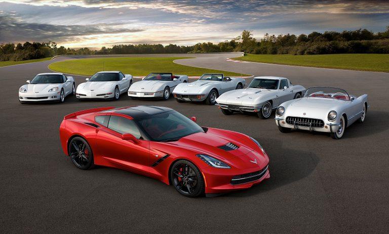 Chevrolet Corvette: prezzo, dimensioni, interni e scheda tecnica