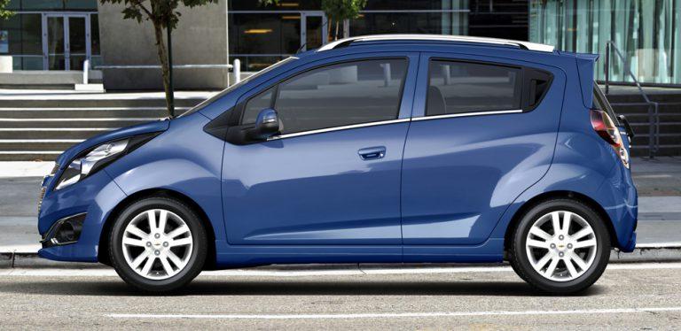 Chevrolet Spark: prezzo, dimensioni, scheda tecnica e opinioni
