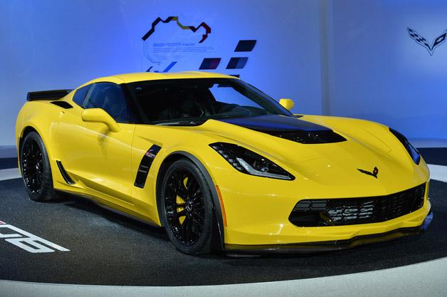 Corvette Z06 prestazioni