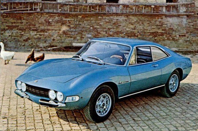 Fiat Dino Ferrari
