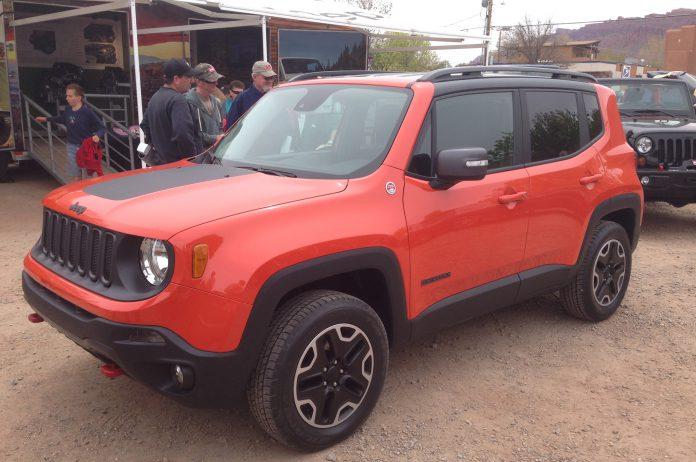 Jeep Renegade prezzi