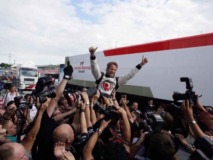 Hungaroring 2006: la prima vittoria