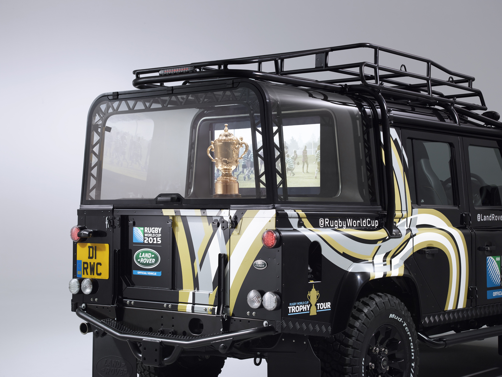 Defender Rugby World Cup