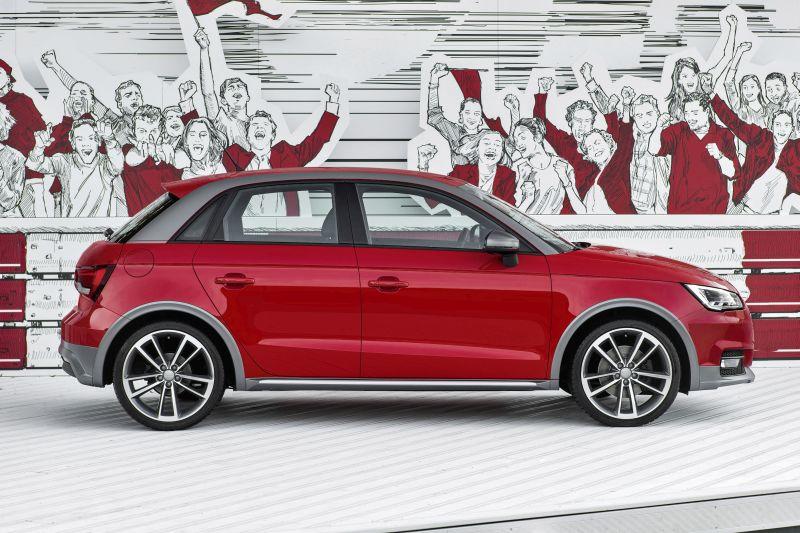 Audi A1 Sportback Active
