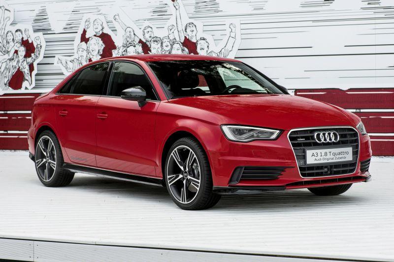 Audi A3 Sedan Style