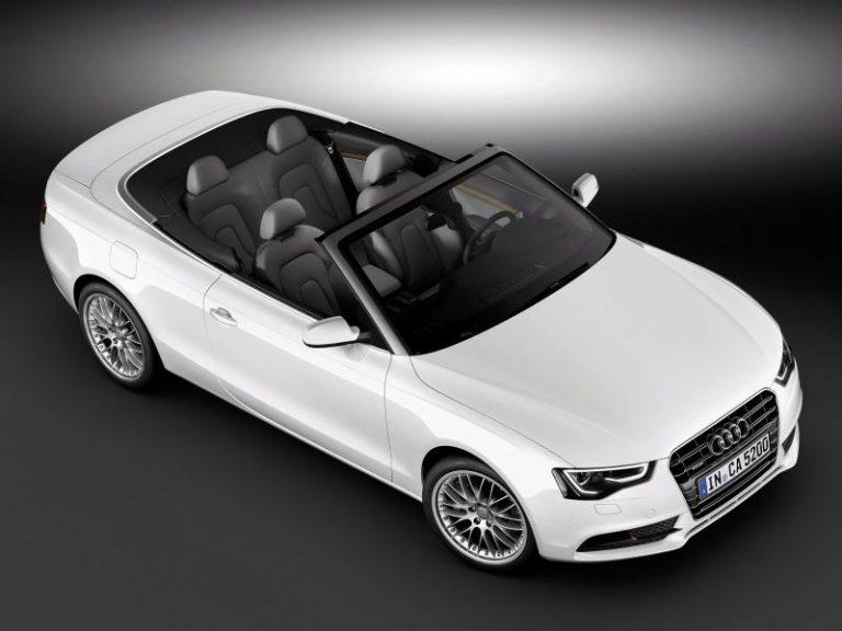 Audi A5 Cabriolet 2015: prezzo, dimensioni e scheda tecnica