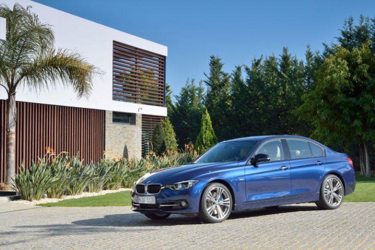 Nuova BMW Serie 3 2015: tutte le caratteristiche del restyling di metà carriera