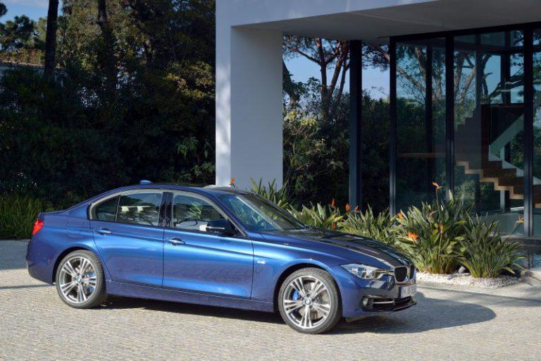 Nuova BMW Serie 3 2015: prezzi e caratteristiche della versione restyling