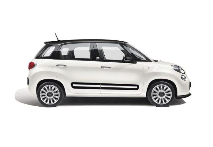 Fiat 500L Expo