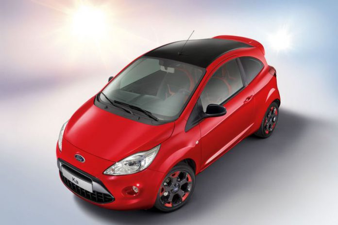 Ford Ka Red Edition