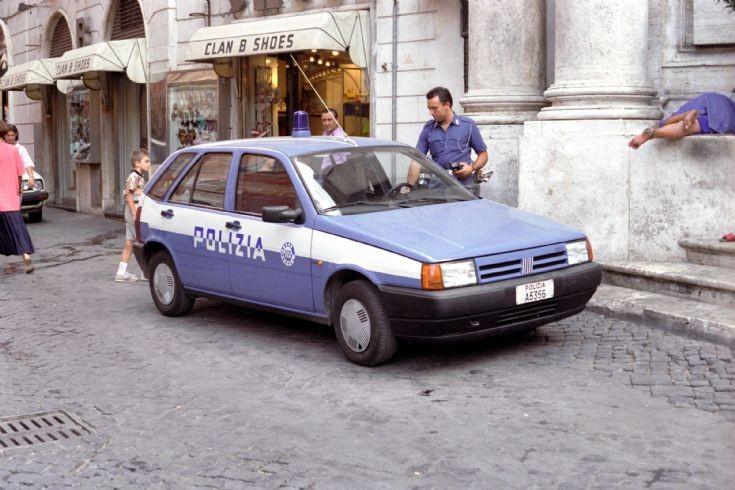 Fiat Tipo Polizia di Stato