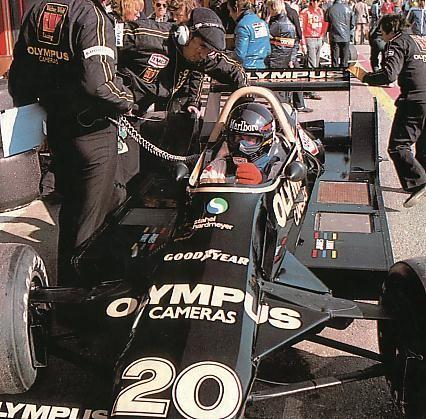 James Hunt, Long Beach 1979