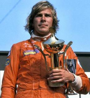 James Hunt, Zandvoort 1975