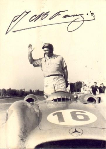 Juan Manuel Fangio, Monza 1954
