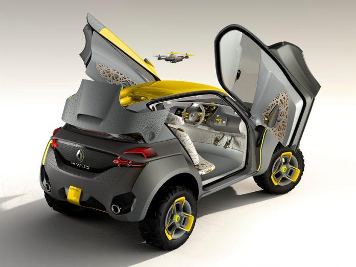 Nuovo SUV Renault