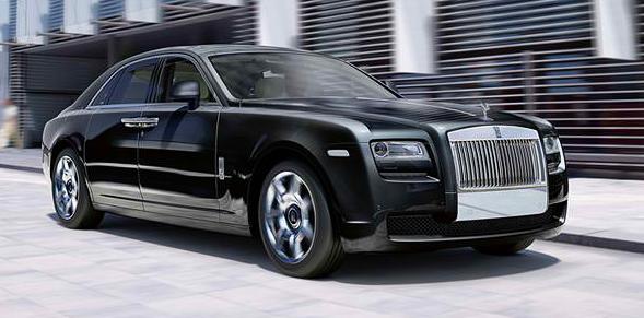 Rolls-Royce Ghost prezzo