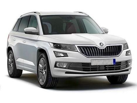 Nuovo Skoda Snowman: in arrivo il SUV più grande dello Yeti - AutoToday.it