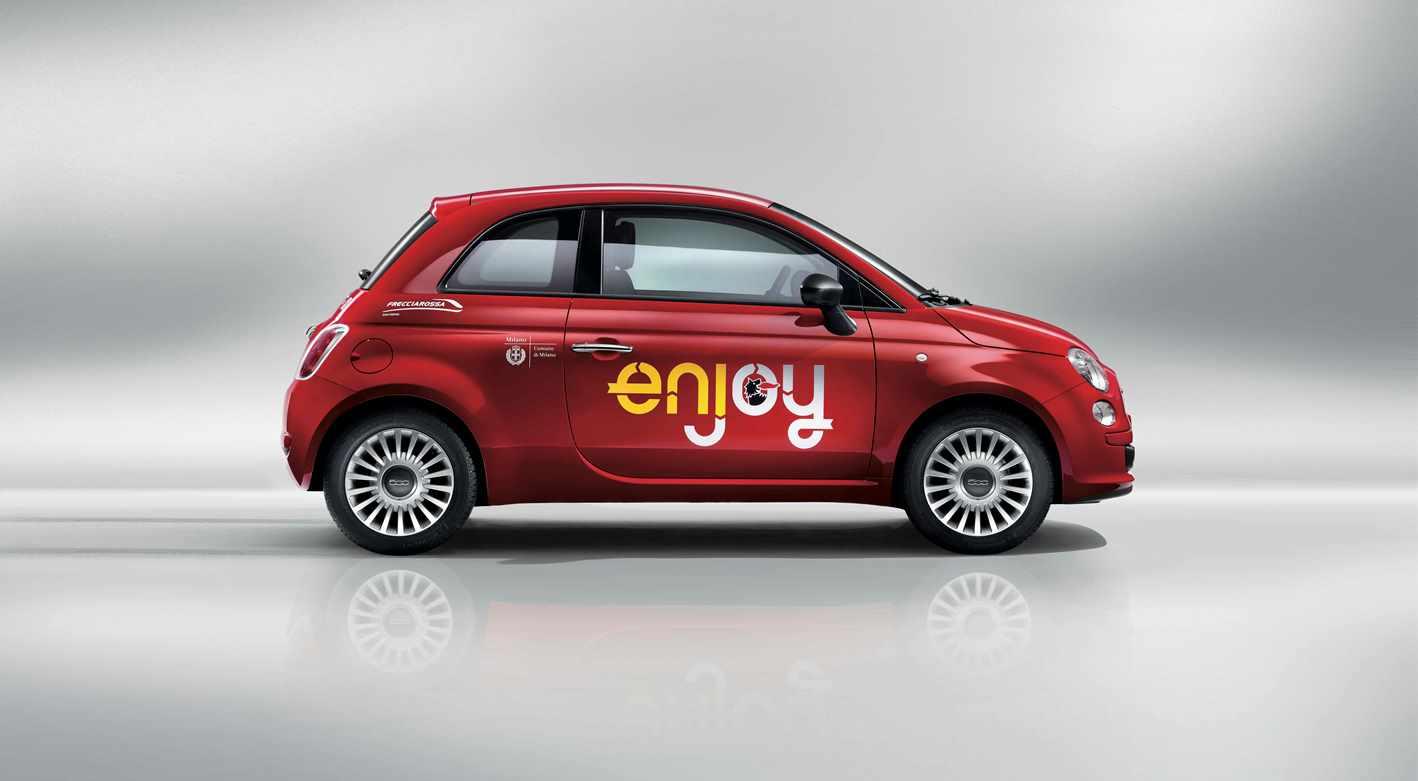 Eni Sharing Car