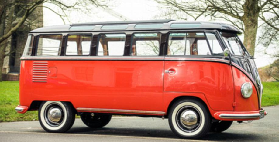 Volkswagen T2 più costoso