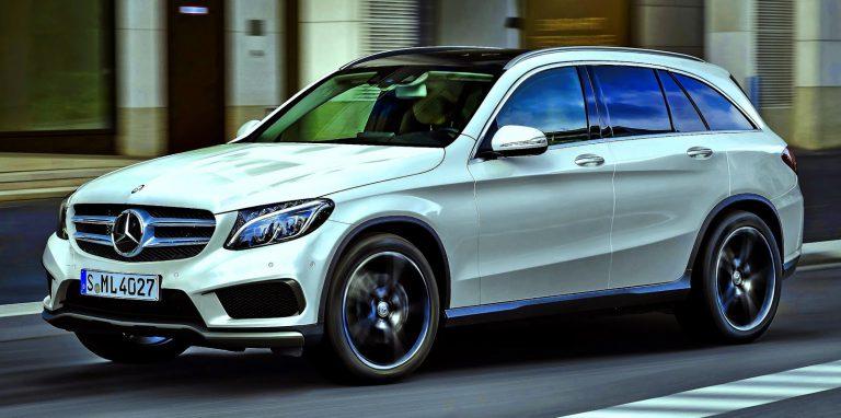 Mercedes Benz GLC: primo contatto, recensione, impressioni