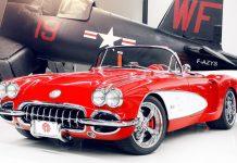 Cinque curiosità sulla Corvette