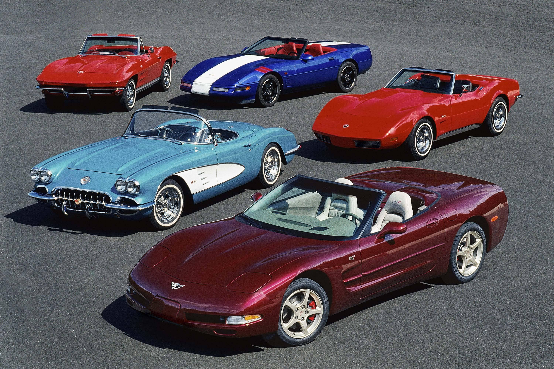 Storia della Chevrolet Corvette