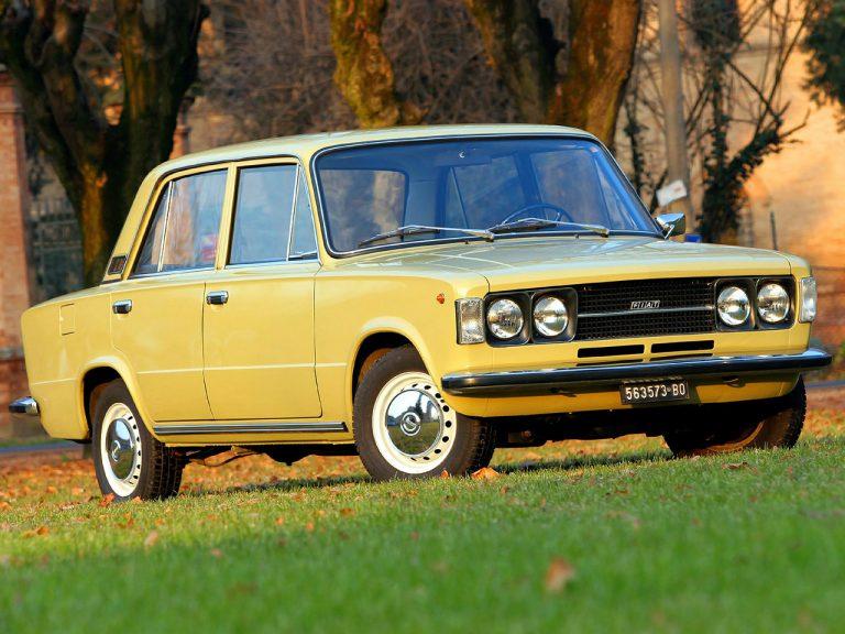 Fiat 124: cinque cose che forse non sai