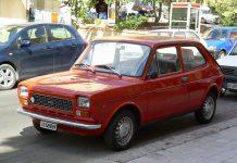 Storia della Fiat 127