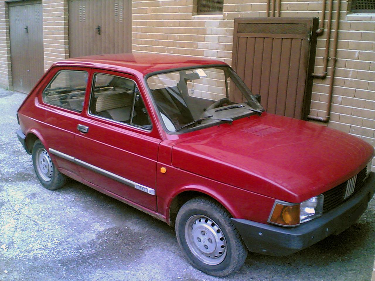 Fiat 127 Sudamerica