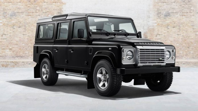 nuovo Land Rover Defender