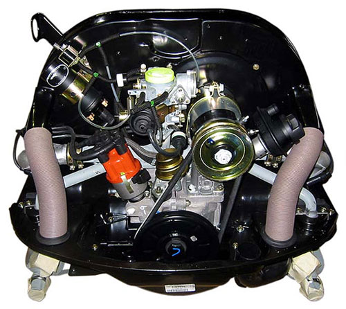 Motore Maggiolino Volkswagen