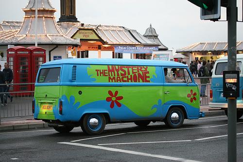 T2 Scooby-Doo