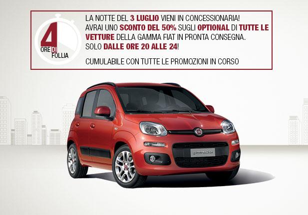 Sconti Fiat