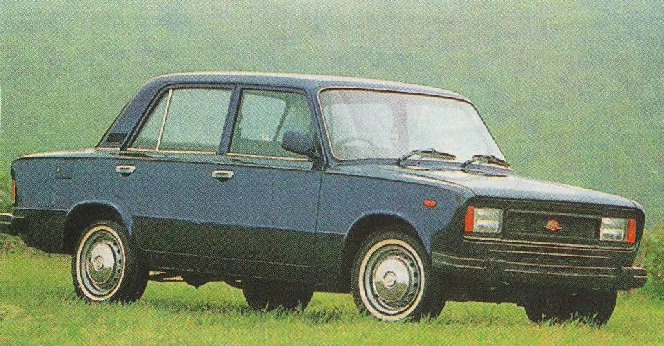 Fiat 124 India
