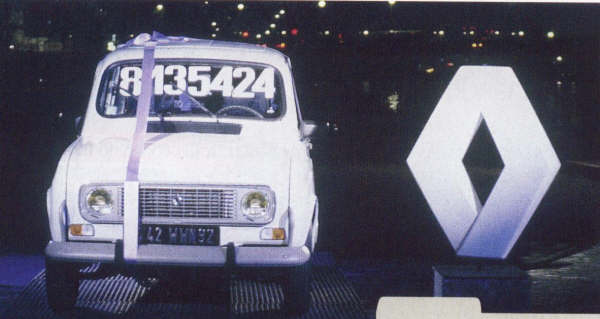 Renault 4 Bye Bye - AutoToday.it
