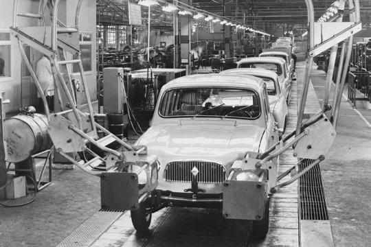 Cinque cose che forse non sai sulla Renault 4