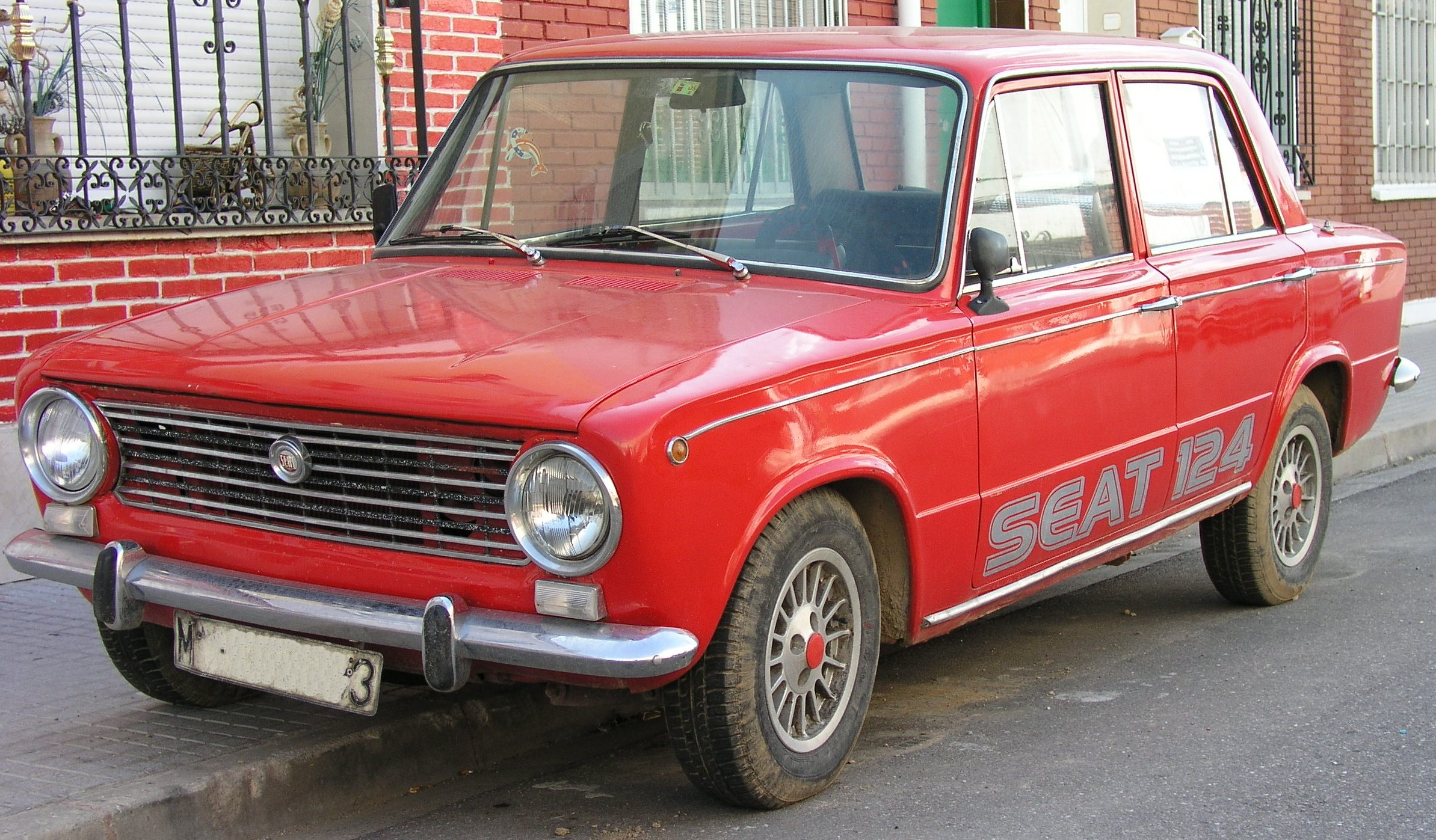 Seat 124 Special