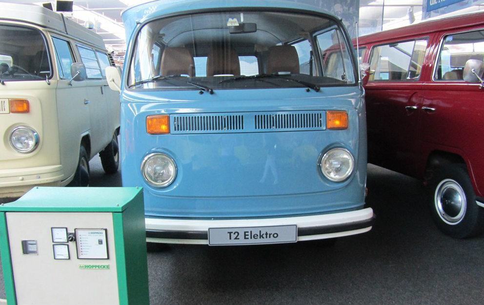 Volkswagen T2 elettrico