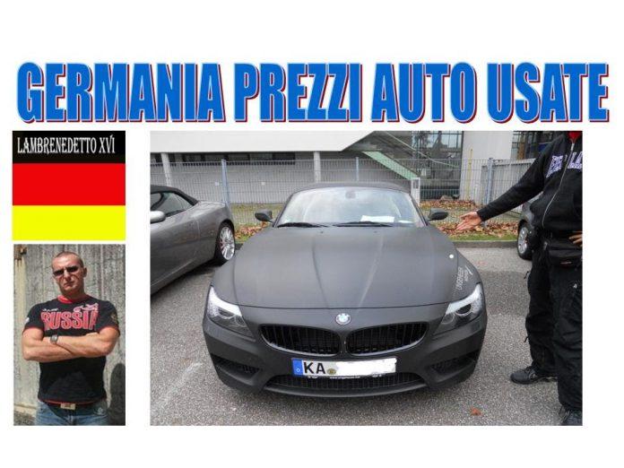 Auto usate Germania