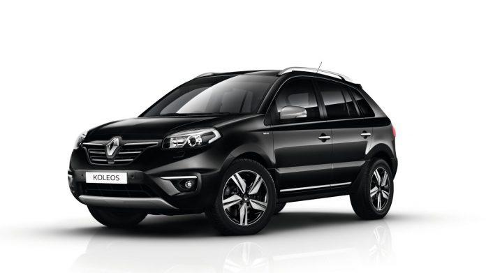 Nuova Renault Koleos 2016