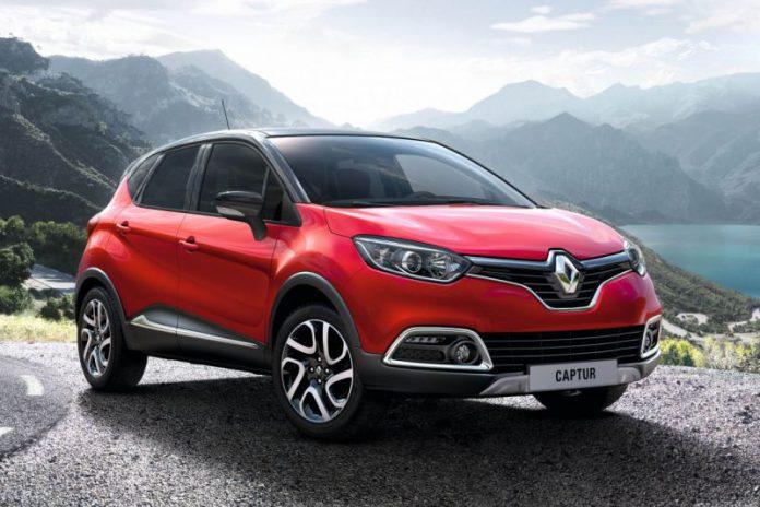 Renault Captur Cross