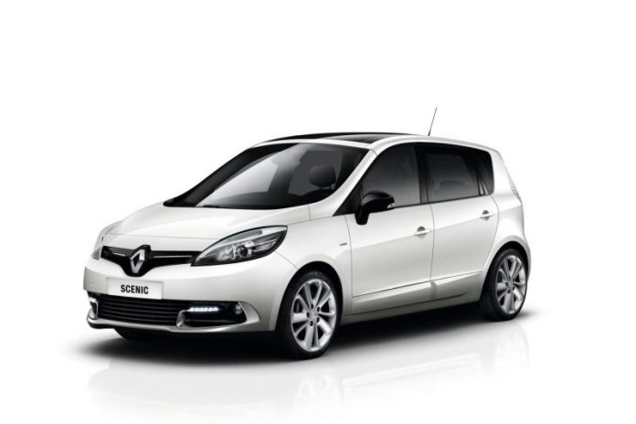 Renault Scénic XMod Limited